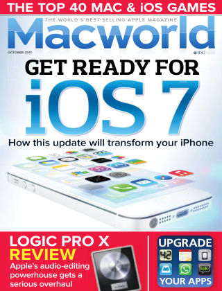 Macworld UK October 2013