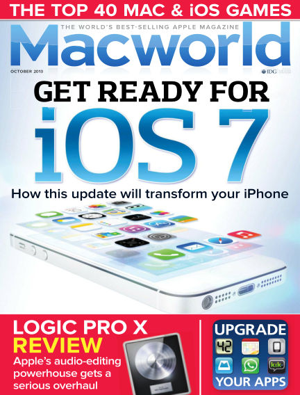 Macworld UK October 01, 2013 00:00