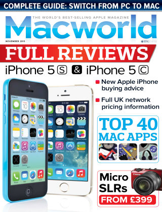 Macworld UK November 2013