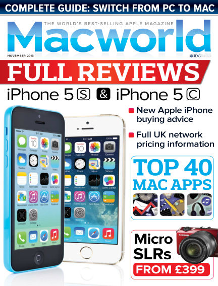 Macworld UK October 03, 2013 00:00