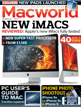 Macworld UK December 2013