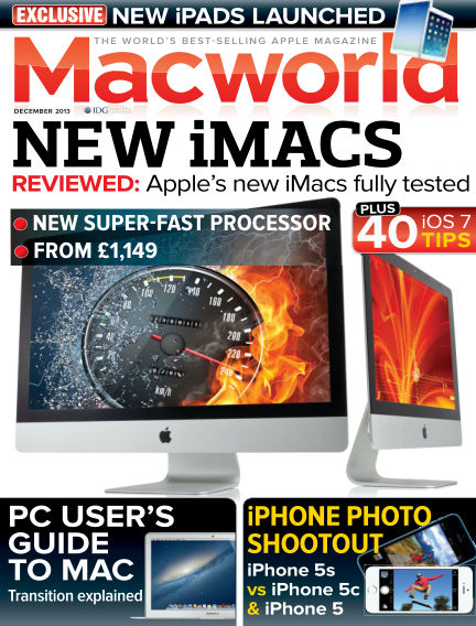 Macworld UK October 31, 2013 00:00