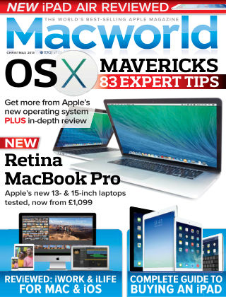 Macworld UK Xmas 2013