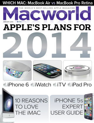 Macworld UK January 2014
