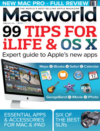 Macworld UK February 2014