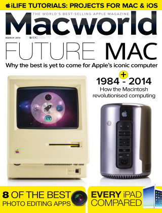 Macworld UK March 2014