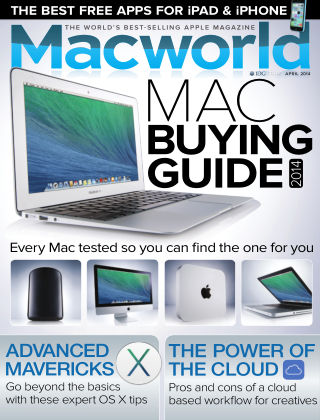 Macworld UK April 2014