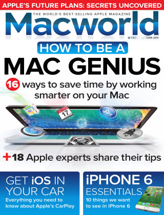 Macworld UK June 2014