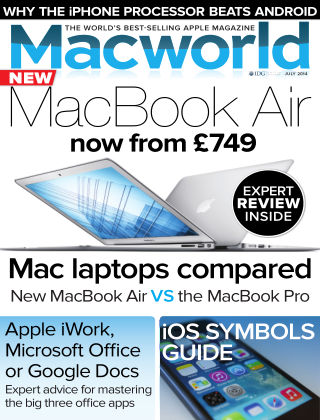 Macworld UK July 2014