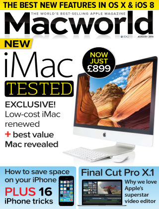 Macworld UK August 2014