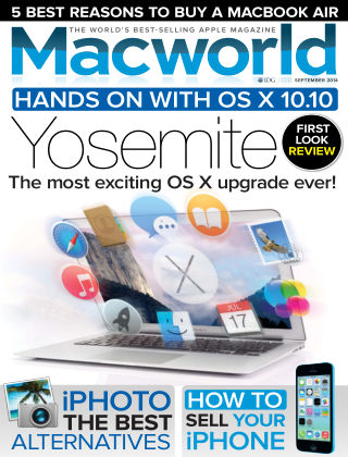 Macworld UK September 2014