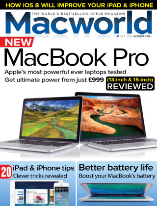 Macworld UK October 2014