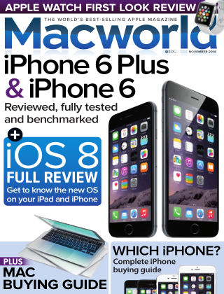 Macworld UK November 2014