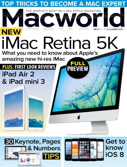 Macworld UK October 30, 2014 00:00
