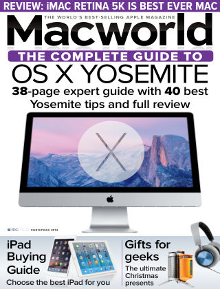Macworld UK Xmas 2014