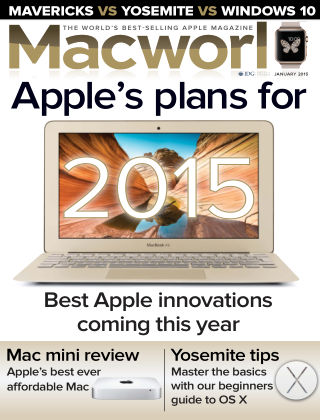 Macworld UK January 2015