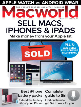 Macworld UK February 2015