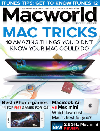 Macworld UK March 2015