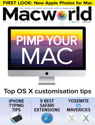 Macworld UK April 2015