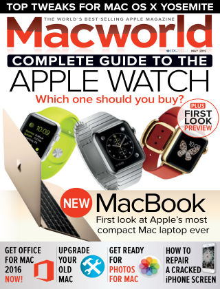 Macworld UK May 2015