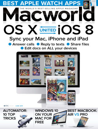 Macworld UK June 2015