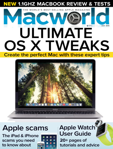 Macworld UK May 21, 2015 00:00