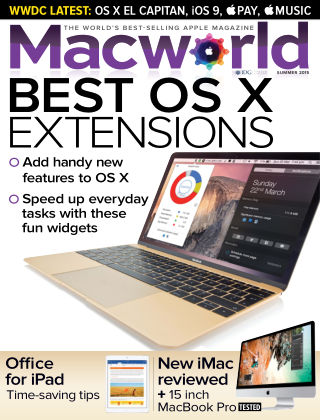 Macworld UK Summer 2015