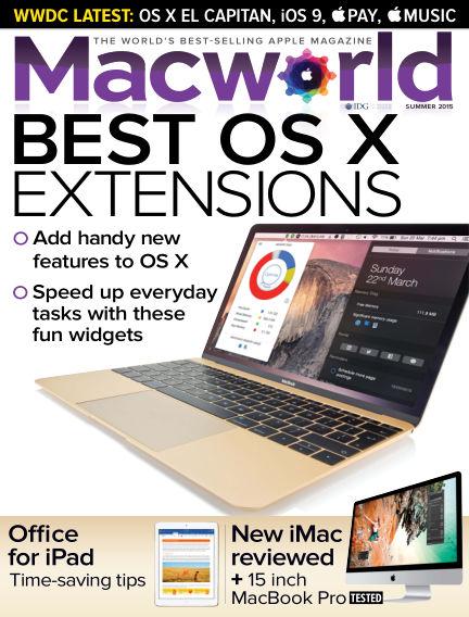 Macworld UK June 18, 2015 00:00