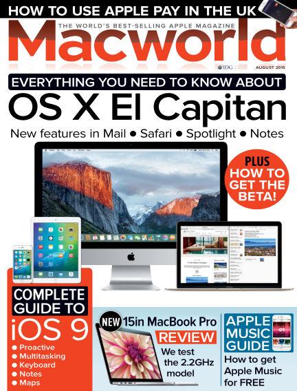 Macworld UK July 09, 2015 00:00