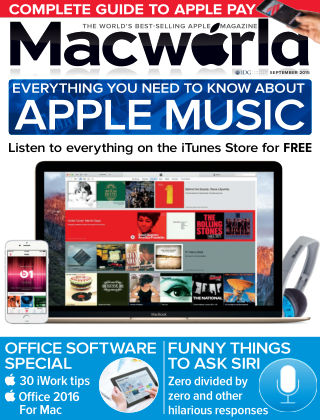 Macworld UK September 2015