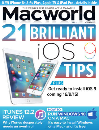 Macworld UK October 2015