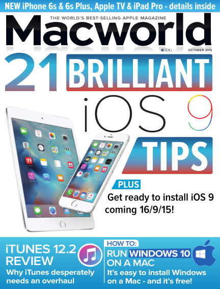 Macworld UK September 18, 2015 00:00