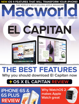 Macworld UK November 2015
