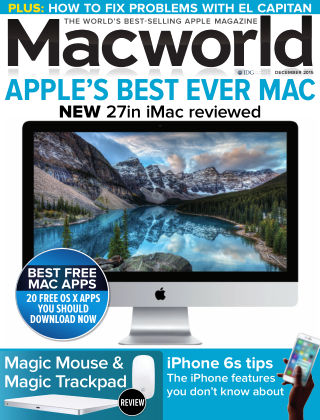 Macworld UK December 2015