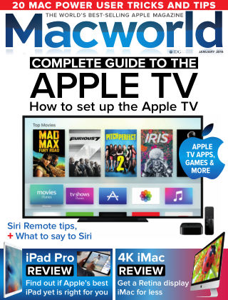 Macworld UK January 2016