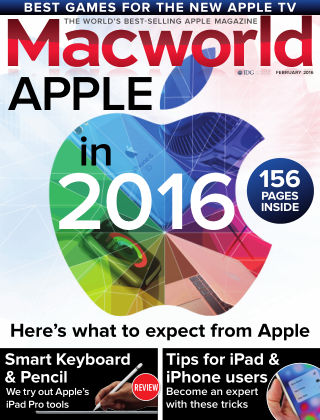 Macworld UK February 2016