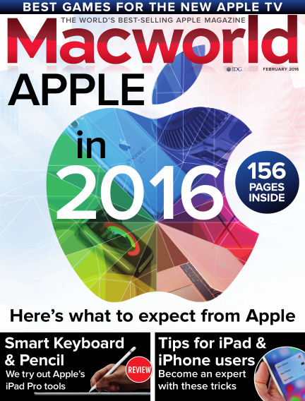 Macworld UK January 15, 2016 00:00