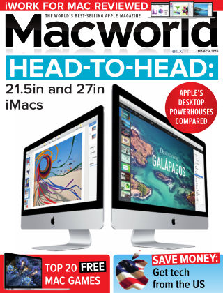 Macworld UK March 2016