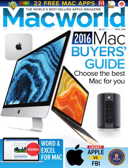 Macworld UK March 18, 2016 00:00
