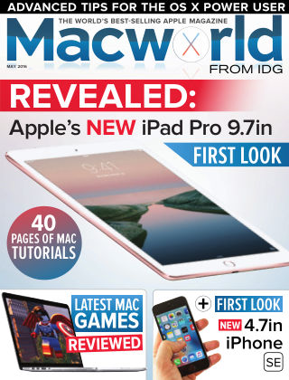 Macworld UK May 2016