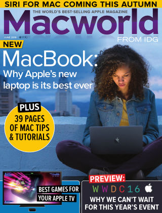 Macworld UK June 2016