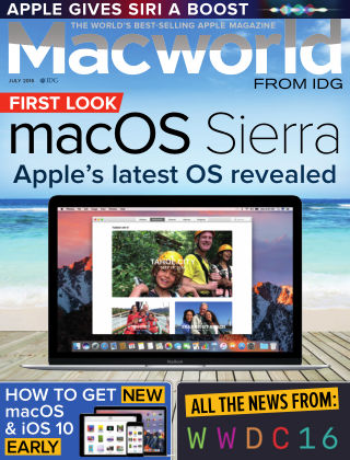 Macworld UK July 2016