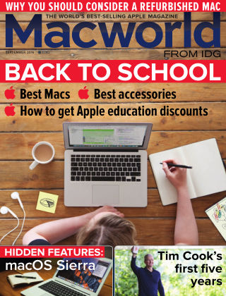 Macworld UK September 2016