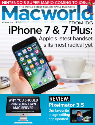 Macworld UK October 2016