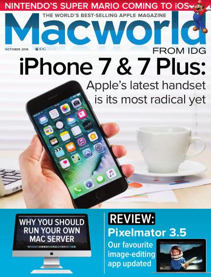 Macworld UK September 23, 2016 00:00