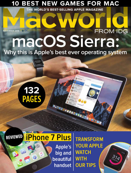 Macworld UK October 21, 2016 00:00