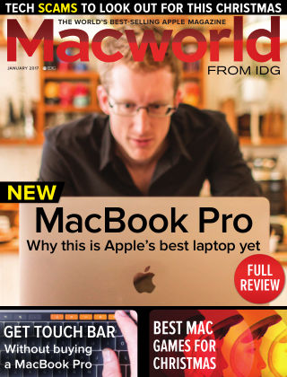 Macworld UK January 2017