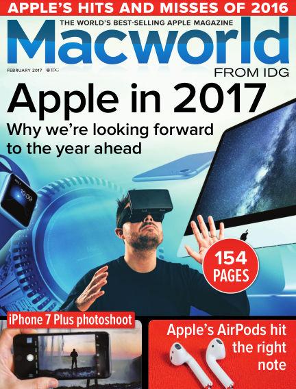 Macworld UK January 20, 2017 00:00