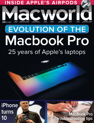 Macworld UK March 2017