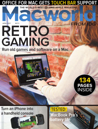 Macworld UK April 2017